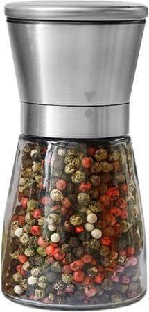 Pepper Grinder, Salt and Pepper Mills set