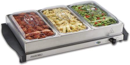 Proctor Silex Buffet Server and Food Warmer, 34300