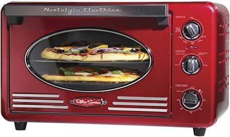 RTOV2RR 2nd generation retro oven by Nostalgia