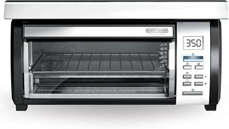 SPACEMAKER UNDER-COUNTER TOASTER OVEN TROS1000D