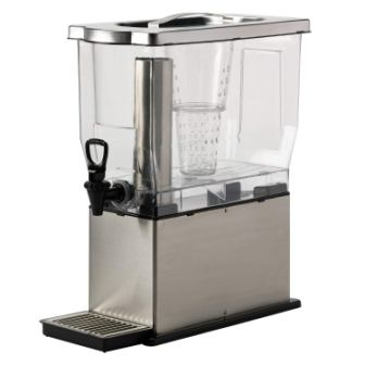 Service Ideas CBDT3SS Cold Beverage Dispenser
