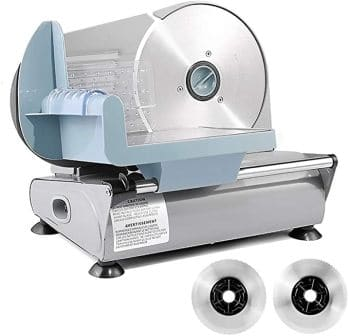 Sophinique Electric Deli Food Slicer