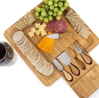 Top 15 Best Cheese Board Sets in 2020
