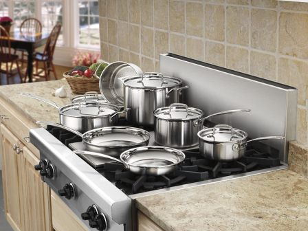 Top 15 Best Cookware for Gas Stove - Guide & Reviews for 2020