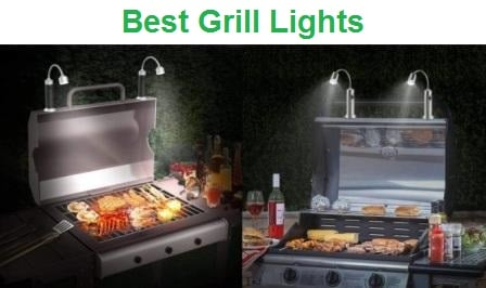 Top 15 Best Grill Lights in 2020