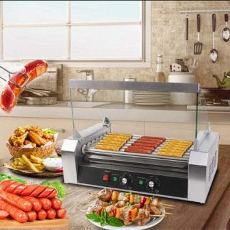 Top 15 Best Hot Dog Cookers - Buyer's Guide & Reviews for 2020