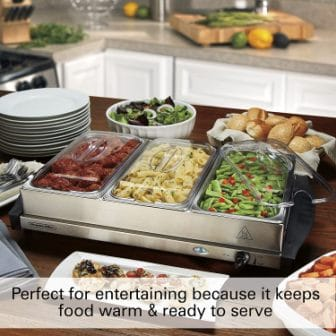 Top 15 Best Warming Trays in 2020