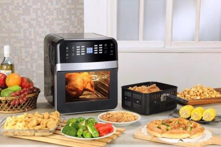 Top 15 High Capacity Air Fryers in 2020