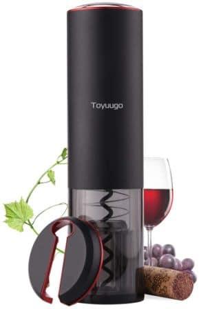 Toyuugo Electric Wine Opener Set