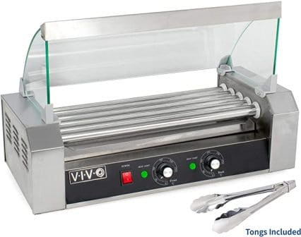 Vivo Electric Hot Dog Cooker