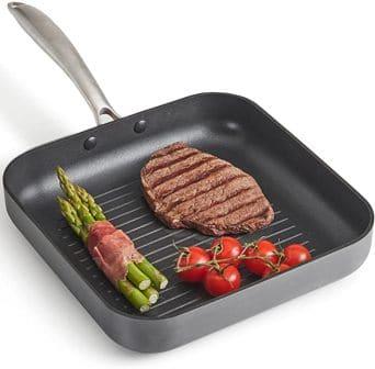 VonShef Premium Aluminum Grill Pan