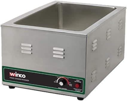 Winco Electric Food Warmer, FW-S600