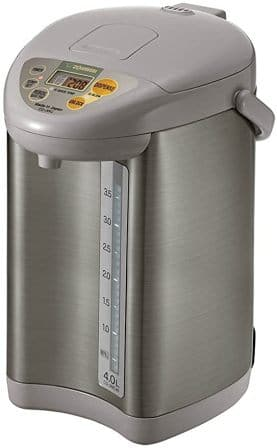 Zojirushi CD-JWC40HS Water Boiler & Warmer