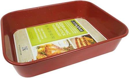 casaWare Ceramic Lasagna Pan