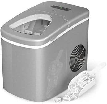 hOmeLabs Efficient and Quiet Ice Maker