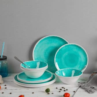 AnBnCn Porcelain Pasta/Salad Bowls
