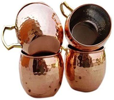 BonBon Luxury Moscow Mule Copper/Nickel Mug Cup
