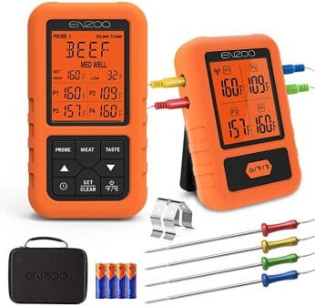 Cadence ENZOO Wi-Fi Meat Thermometer