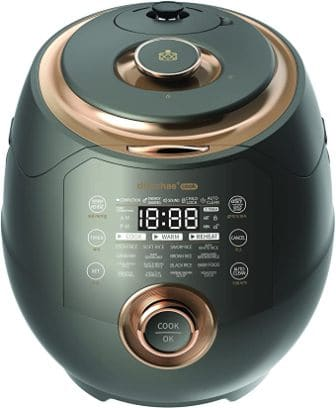 Dimchae Cook Induction Heating Pressure Rice Cooker