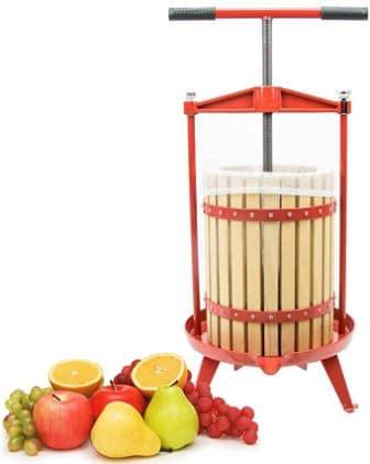 EJWOX Fruit Wine Press