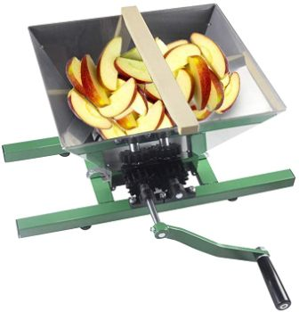 EJWOX Fruit and Apple Crusher