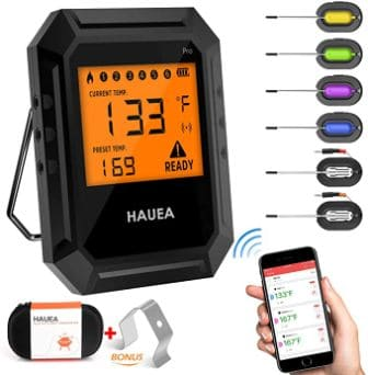HAUEA Wi-Fi Meat Thermometer