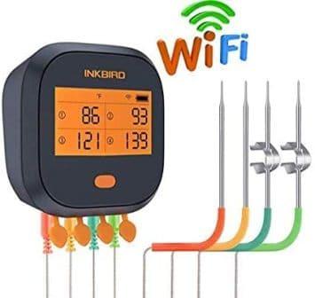 Inkbird IBBQ-4T Wi-Fi Thermometer
