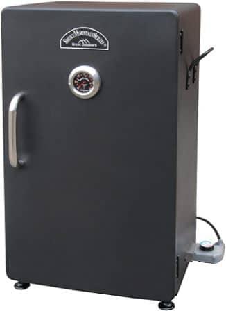 Landmann USA 26-Inch Smoky Mountain Series Electric Smoker (32948)