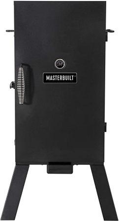 Masterbuilt Analog 30-Inch Electric Smoker (MB20070210)