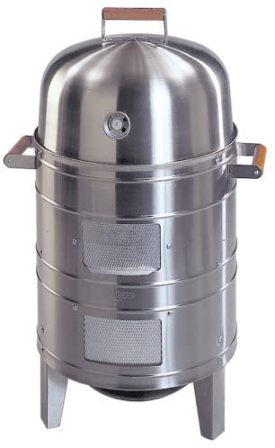 Meco Americana Electric Smoker (Stainless Steel Water Smoker)