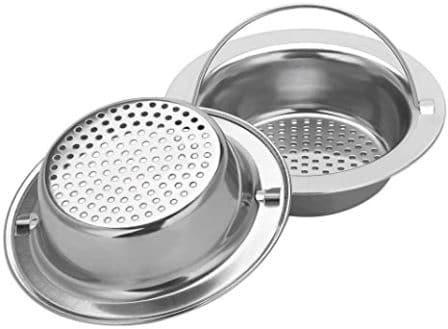 QFKR Hand Held Kitchen Sink Strainer