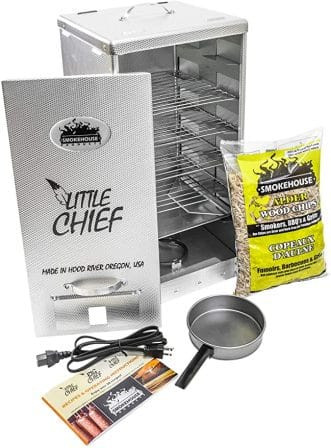 Smokehouse Little Chief Electric Smoker (Front Loading)