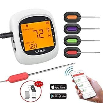 Soraken Wi-Fi Meat Thermometer