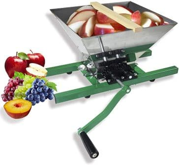 Squeeze Master Fruit Wine Manual Press