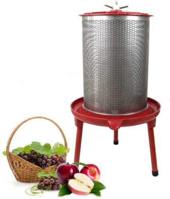 Squeeze Master Table-Top Cider Press