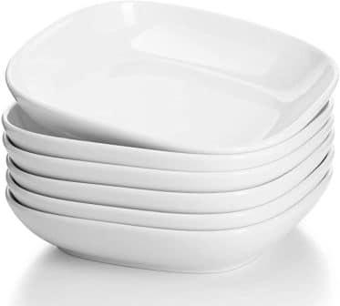 Sweese 120.001 Square Salad Pasta Bowls
