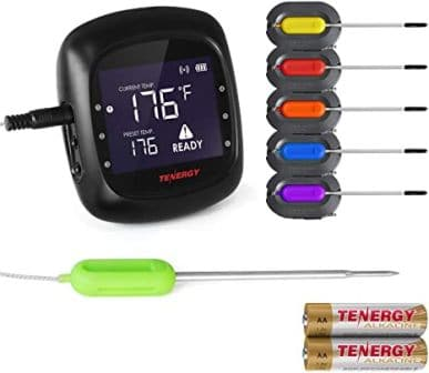 Tenergy Solis Wi-Fi Meat Thermometer
