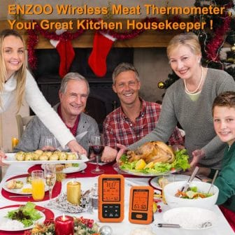 Top 15 Best Wi Meat Thermometers in 2020