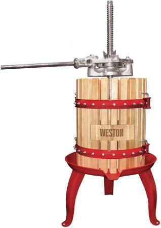 Weston Fruit and Wine Press