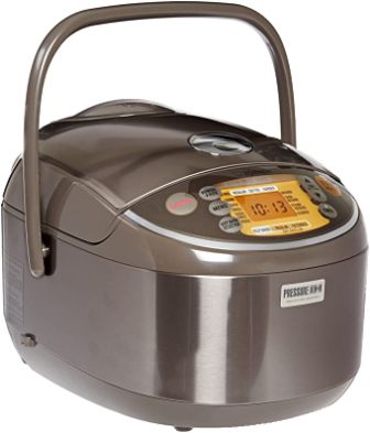 Zojirushi NP-NVC18 Induction Heating Pressure Rice Cooker