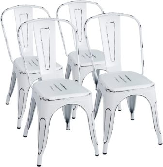 Furmax Metal Chairs