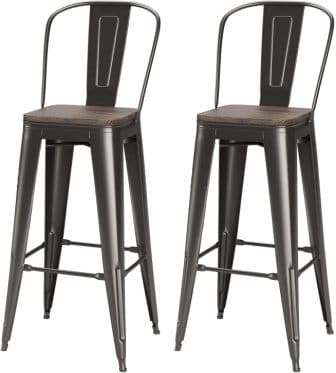 VIPEK 30 Inches Bar Stools