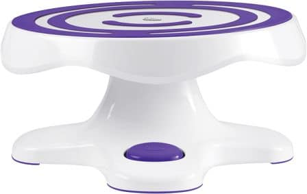 Wilton Tilt-N-Turn Ultra Cake Decorating Stand (Top-pick product)
