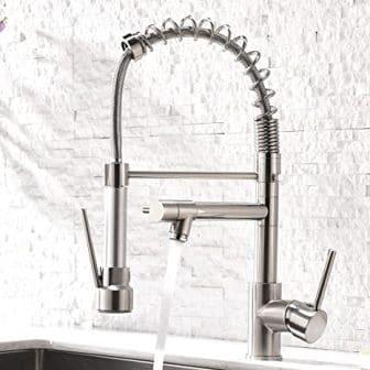 Aimadi Kitchen Faucet with Sprayer