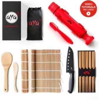 Aya Sushi Making Kit