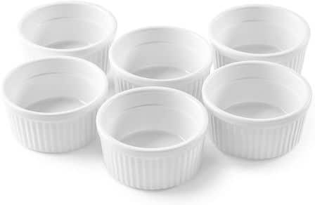 Bellemain 4oz Porcelain Ramekin Set