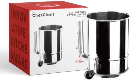 ChefGiant 5 Cup Flour Sifter