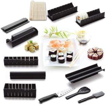 DIY Sushi Making Kit from the Brightalk Store