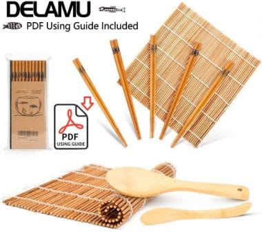 Delamu Sushi Making Kit