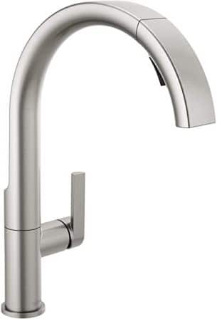 Delta Keele™: Single-Handle Pull-Down Kitchen Faucet